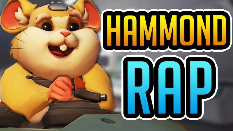 HAMMOND RAP SONG | Wrecking Ball | RUSTAGE ft. Ozzaworld