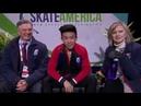 2018 Skate America Men's Short Program CBC Sports