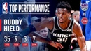Buddy Hield Goes Off And Hits Game Winner For Kings January 19 2019