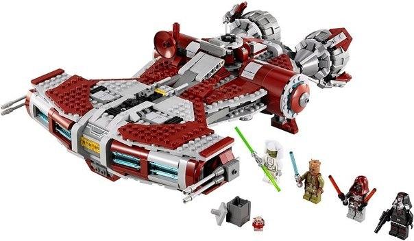 лего звездные войны купить 2011