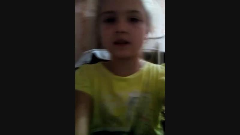 Kristina Dvoezhonova - Live