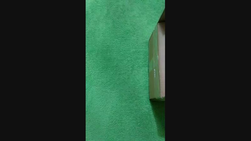 Распаковка оптовой совместной закупки детской одежды Капуша