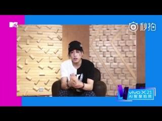 180812 Обновление вейбо MTV中文频道.