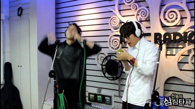 신동의 심심타파 - HISTORY GOT7 - Bar Bar Bar (Live), 히스토리 이정 갓세븐 잭슨 - 빠빠빠 (Live) 20140130