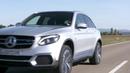 Mercedes benz Driven by EQ GLC F CELL iridium silver suv 2019