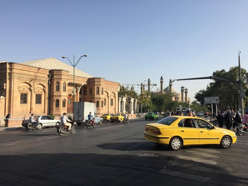 Новые открытия. Солнечный Тегеран