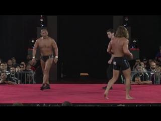Minoru Suzuki vs. Matt Riddle (GCW - Matt Riddles Bloodsport 2018)
