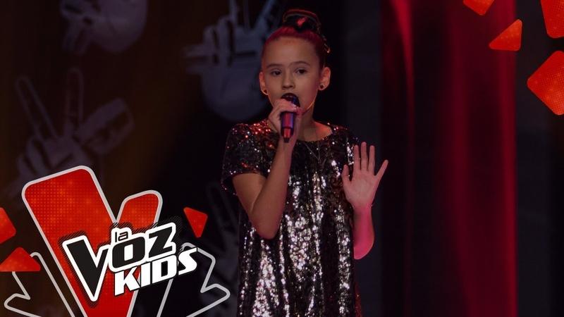 Mariana canta Quizás, quizás, quizás – Audiciones a Ciegas | La Voz Kids Colombia 2019