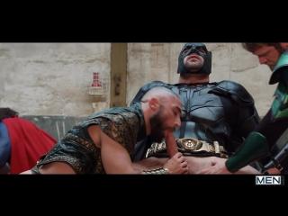 Justice league part 4 - brandon cody, colby keller, francois sagat, johnny rapid, ryan bones