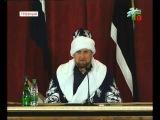 Кадыров в роли Деда Мороза !!!)))) Кафир, жи есть)