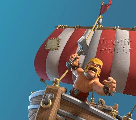 Информация от Supercell о грядущем обновлении Clash of