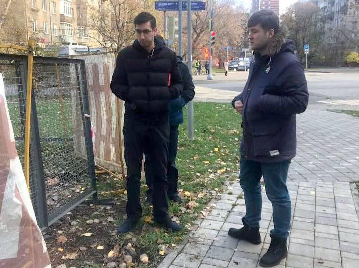 Иван Лысаков совершил субботний обход территории Аэропорта