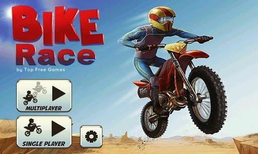 Скачать  Bike Race Pro для android