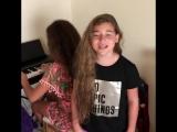 Дочери Алсу записали кавер-версию ее песни