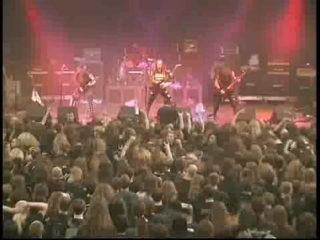 Live Аt Mystic Festival Cracow Poland 13.10.2001