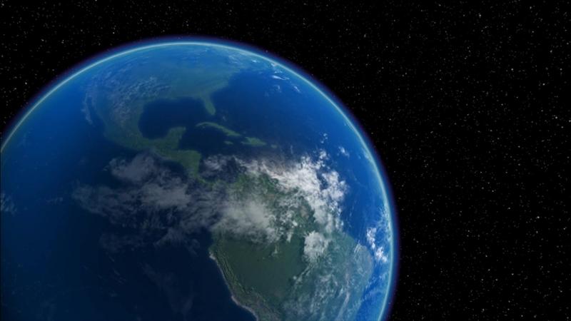 BBC Земля Мощь Планеты серия 2 Атмосфера 2007