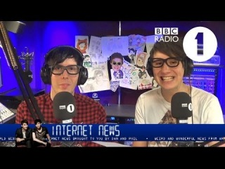 Dan & Phil's Internet News! 'Donkeys, Drains and Apples'