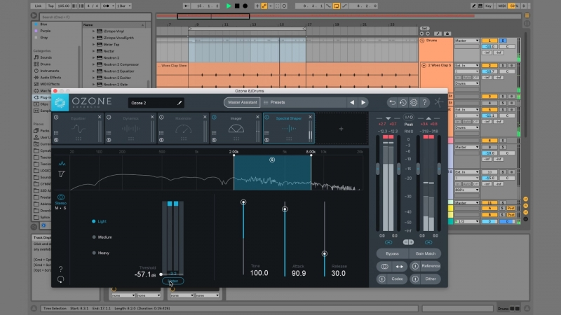 Mixing and Mastering a Hip Hop Song With iZotope Plugins