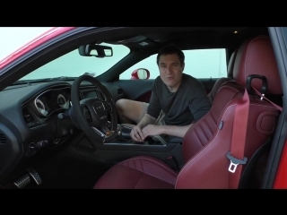 [Doug DeMuro Русская Версия] Dodge Demon за $100 000 это безумнейший маслкар в истории