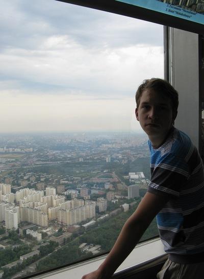 Юрий Панков, 31 октября , Петрозаводск, id167168815