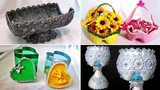 Excellent Ideas from Plastic Bottles for Home and Garden Made by Your Hands