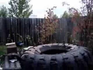 Обдирка шины ВИ- 3 КрАЗ 255