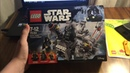 Собираем набор Лего Звездные Войны 75183 Трансформация Вейдера и обсуждаем новинки по НиндзяГо 2019