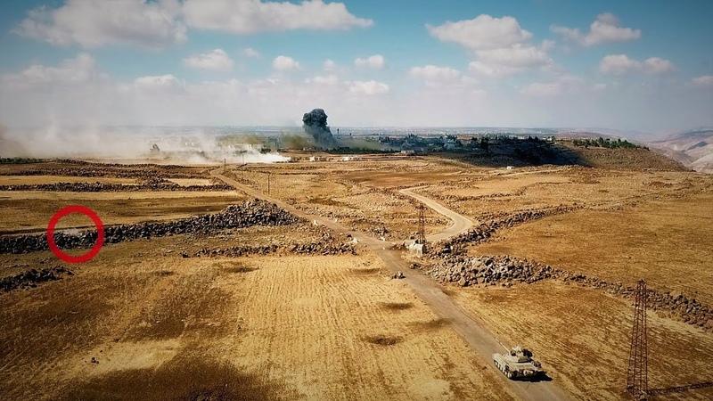 Syria Firestorm at Golan Heights Силы Тигра Огненный шторм у Голанских высот