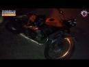 Мегаполис - ДТП с мотоциклом - Нижневартовск