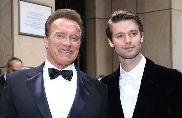 «Дико»: Арнольд Шварценеггер рассказал о своей реакции на постельную сцену сына в кино
