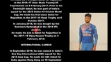 Khaleel Ahmed Indian Cricketer Biography With Detail