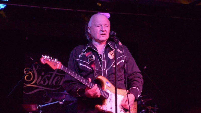 Dick Dale Let's Go Trippin' (Live 2016)