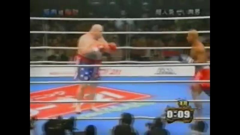 [dragon51xx] Butterbean vs Yusuke Fujimoto