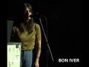 Bon Iver & Sharon Van Etten