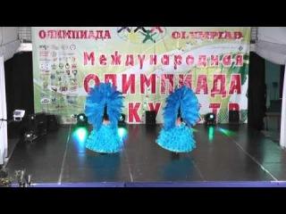 Show Belly Dance / Oriental Show. Взрослые 1, дуэты, финал