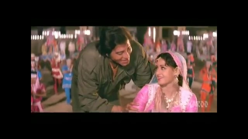 Kaali Maata - Vinod Khanna, Sridevi - Pathar Ke Insan - Amit Kumar