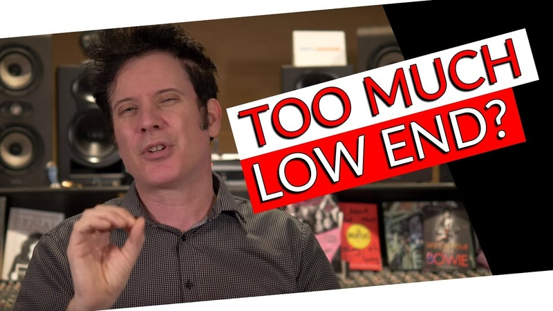 How Much Low End is Too Much | FAQ Friday - Warren Huart Produce Like A Pro