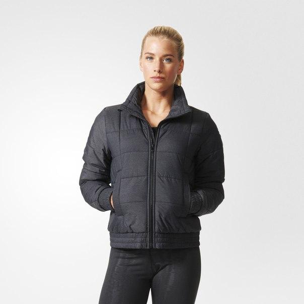 Утепленная куртка-бомбер Essentials