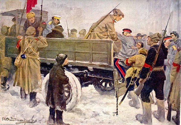 Революция и гражданская война глазами художника ELlU2sRPgtI