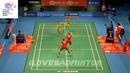 ZHANG Nan LIU Chen vs Vladimir IVANOV Ivan SOZONOV Malaysia Open 2018 Badminton R32