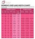 Shoes Size Chart Women