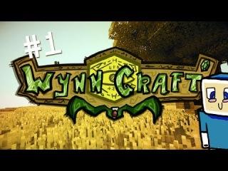 Wynncraft rpg - фармим данжи 1