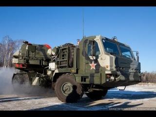 Зенитно ракетный комплекс С-500 - Документальный фильм