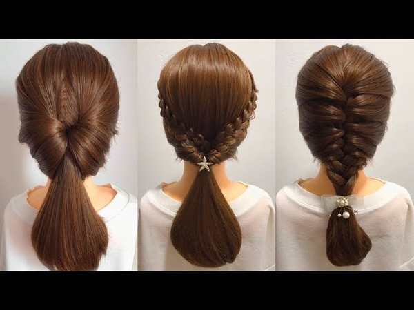 Hairstyles tutorials for girls | TOP 28 Amazing Hairstyles Tutorials Compilation 2018 | Part 24