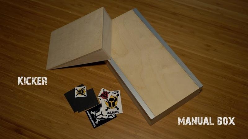 Kicker Manual box Обзор от Warrior FB