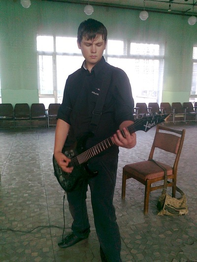 Николай Кононенко, 14 июня , Краснополье, id106450582