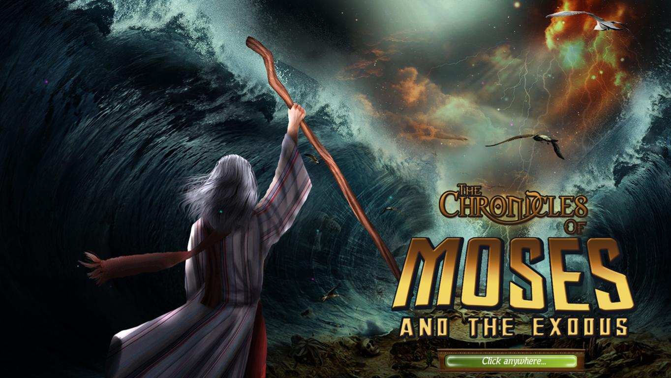 Хроники Моисея: Исход | The Chronicles of Moses and the Exodus (En)