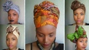 Как сделать тюрбан на голове модная прическа
