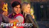 DINO MEGA CHARGE - POWER RANGERS Fanfilm ft. Ciara Hanna & Brennan Mejia