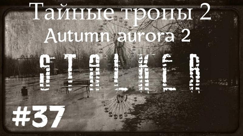 STALKER . ТТ 2 Autumn Aurora 2 - 37 ПДА Соломона , Спасаем брата [ФИНАЛ]